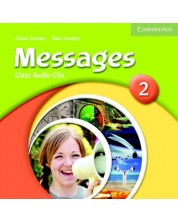 Messages 2: Английски език - ниво А2 (2 CD)