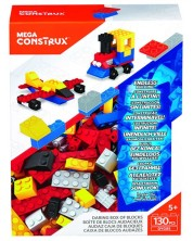 Конструктор Mega Construx Building Bricks - Daring Box, 130 части