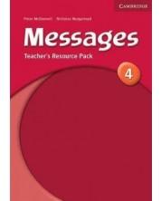 Messages 4: Английски език - ниво B1 (материали за учителя)