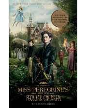 Miss Peregrine's Home for Peculiar Children film tie-in -1