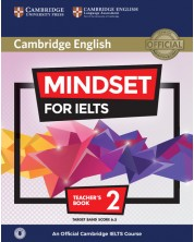 Mindset for IELTS Level 2 Teacher's Book with Class Audio