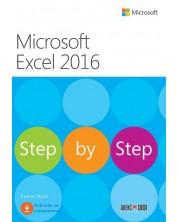 Microsoft Excel 2016: Step by Step -1