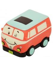 Детска играчка Battat - Мини ретро автомобил