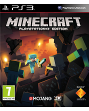 Minecraft - PlayStation 3 Edition (PS3)