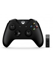 Microsoft Xbox One Wireless Controller + Wireless Adapter V2
