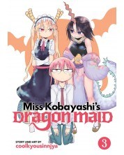 Miss Kobayashi's Dragon Maid, Vol. 3 -1