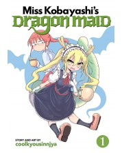 Miss Kobayashi's Dragon Maid, Vol. 1 -1