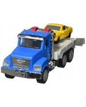Детска играчка Battat Driven - Пътна помощ, със звук и светлини