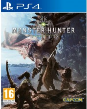 Monster Hunter: World (PS4) -1