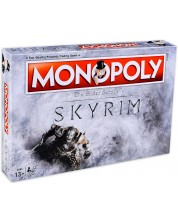 Настолна игра Monopoly - The Elder Scrolls V: Skyrim