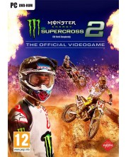 Monster Energy Supercross - The Official Videogame 2 (PC) (разопакована) -1