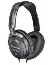 Слушалки с микрофон Panasonic RP-HTF295E-K - черни