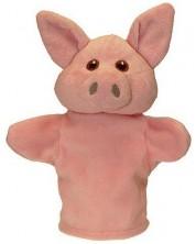 Моята първа кукла за кулен театър The Puppet Company - Прасенце