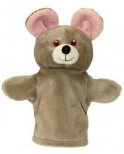 Моята първа кукла за куклен театър The Puppet Company - Мишка