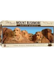 Панорамен пъзел Master Pieces от 1000 части - Маунт Ръшмор, Южна Дакота -1
