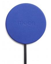 Безжична зарядна станция Moon - M601, синя -1