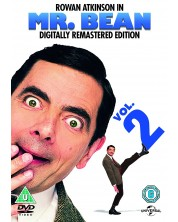 Mr. Bean - Series 1 Vol 2 (DVD)