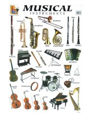 Musical Instruments (табло)