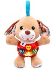 Музикална плюшена играчка Vtech - Кученце -1