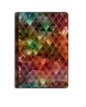 Текстилен калъф за Kindle Paperwhite With Scent of Books - Dragon treasure, Tourmaline Multicolor