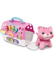 Детска играчка Vtech - Музикално котенце -1