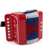 Детски музикален инструмент Vilac - Акордеон -1