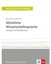 Mundliche Wissenschaftssprache Losungen/Praxishinweise LHB C1-C2 -1
