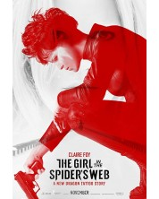 Момичето в паяжината (DVD)