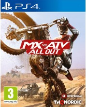 MX vs ATV - All Out (PS4)