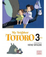 My Neighbor Totoro 3 Film Comic -1