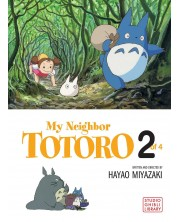 My Neighbor Totoro 2 Film Comic -1