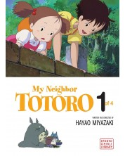 My Neighbor Totoro 1 Film Comic -1