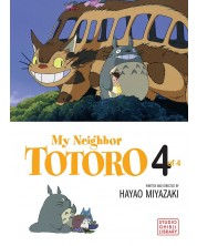 My Neighbor Totoro 4 Film Comic -1