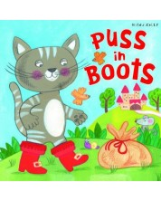 My Fairytale Time: Puss in Boots (Miles Kelly) -1