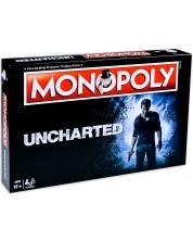 Настолна игра Hasbro Monopoly - Uncharted
