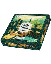 Настолна игра WWF - WheelVille -1