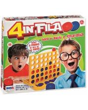 Настолна игра RS Toys - Свържи 4 -1