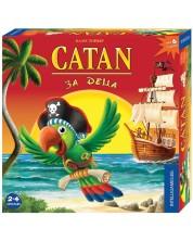 Настолна игра Catan - За деца, базова