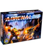 Настолна игра Adrenaline - стратегическа -1