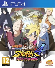 Naruto Shippuden Ultimate Ninja Storm 4: Road to Boruto (PS4) -1