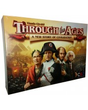 Настолна игра Through the Ages - A New Story of Civilization -1