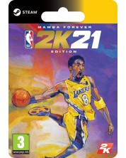 NBA 2K21 Mamba Forever Edition (PC) - digital