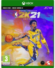 NBA 2K21 Mamba Forever Edition (Xbox One)