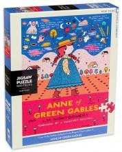 Пъзел New York Puzzle от 500 части - Анн от Зелените покриви -1