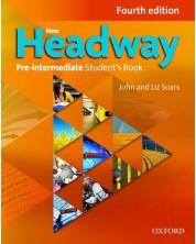 New Headway Pre-Intermediate Student's Book 4th edition -1