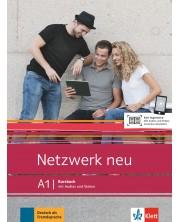 Netzwerk neu A1, Kursbuch mit Audios und Videos -1