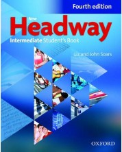 New Headway Intermediate Student's Book 4th edition -1