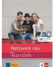 Netzwerk neu A1.2, Kurs- und Ubungsbuch mit Audios und Videos -1