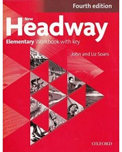 New Headway Elementary Workbook with Key 4th edition -1