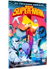 New Super-Man Vol. 1 Made In China (Rebirth)